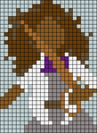 Alpha pattern #103279