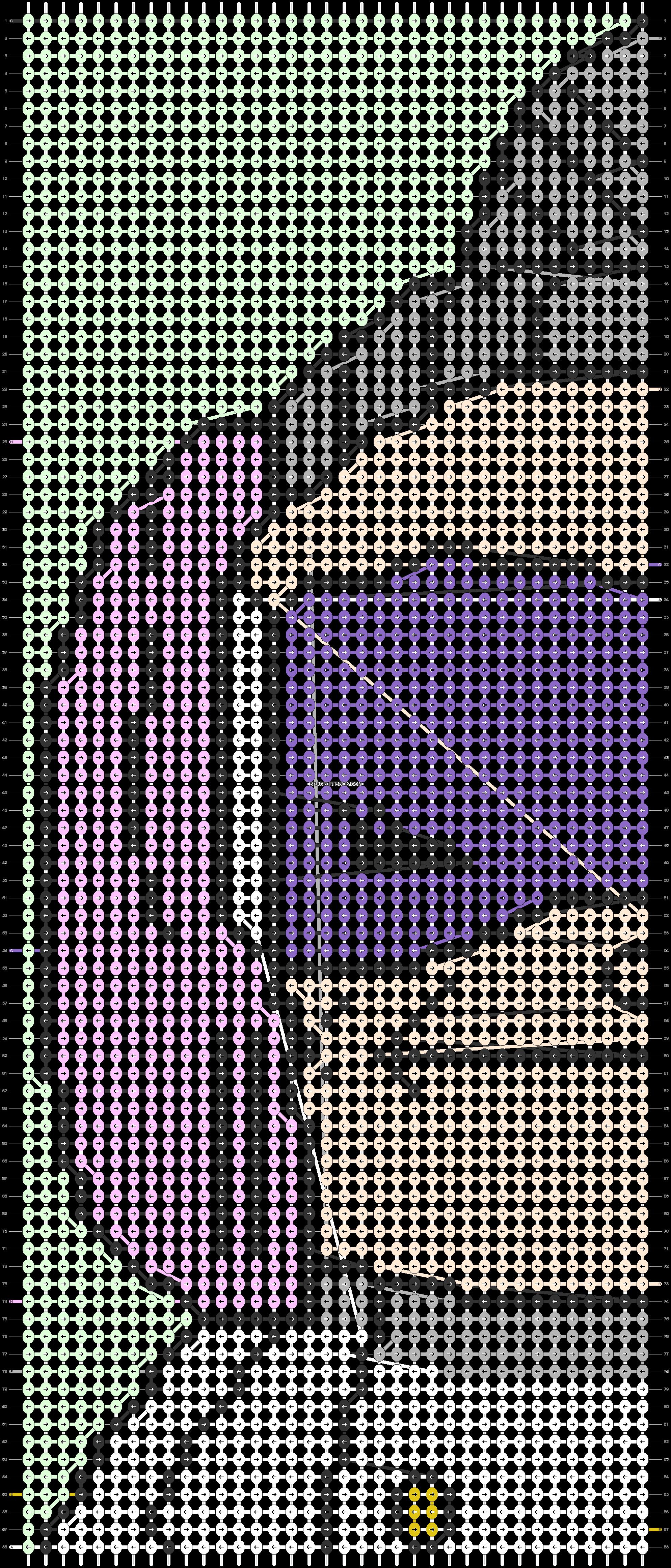 Alpha pattern #103281 pattern