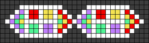 Alpha pattern #103306