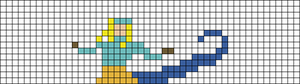 Alpha pattern #103336