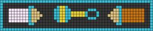 Alpha pattern #103340