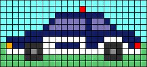 Alpha pattern #103344