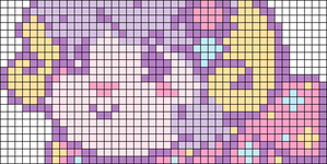 Alpha pattern #103345