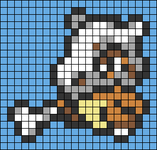 Alpha pattern #103354