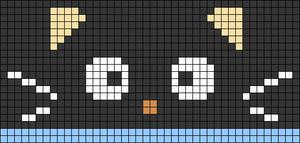 Alpha pattern #103381