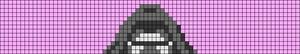Alpha pattern #103411