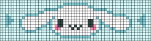 Alpha pattern #103414