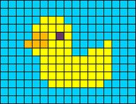 Alpha pattern #103416