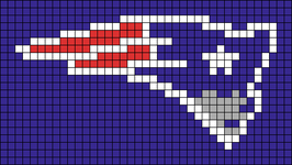 Alpha pattern #103426