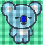 Alpha pattern #103431