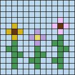 Alpha pattern #103433