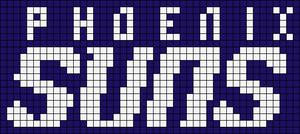 Alpha pattern #103435