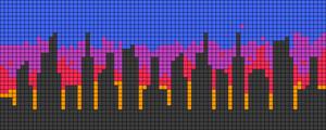 Alpha pattern #103445