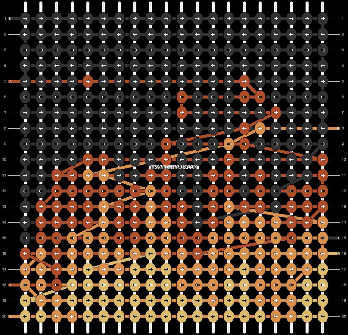 Alpha pattern #103468 pattern