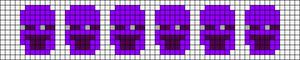 Alpha pattern #103477