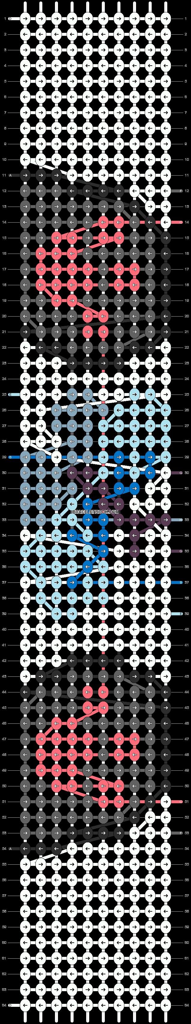 Alpha pattern #103482 pattern