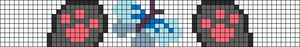 Alpha pattern #103482