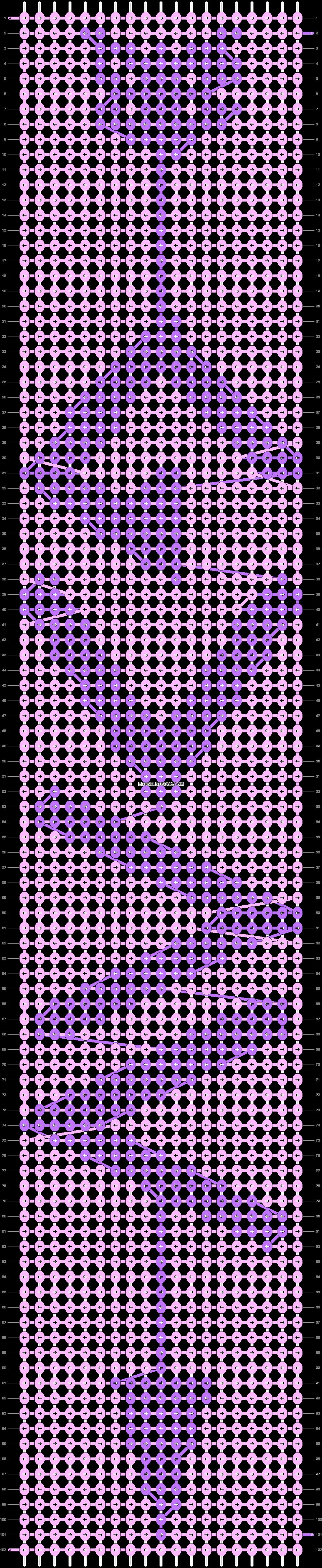 Alpha pattern #103502 pattern
