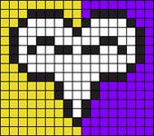Alpha pattern #103510
