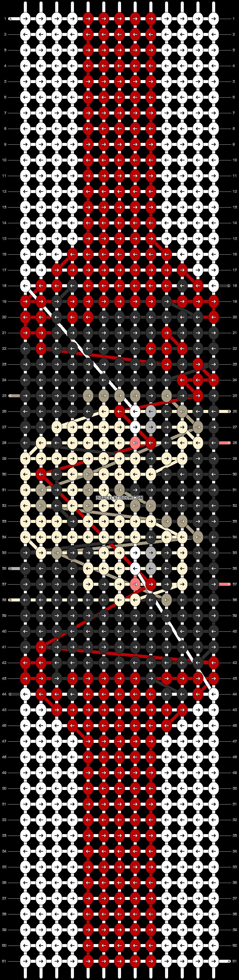 Alpha pattern #103526 pattern