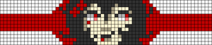 Alpha pattern #103526