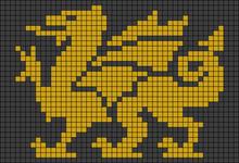 Alpha pattern #103527