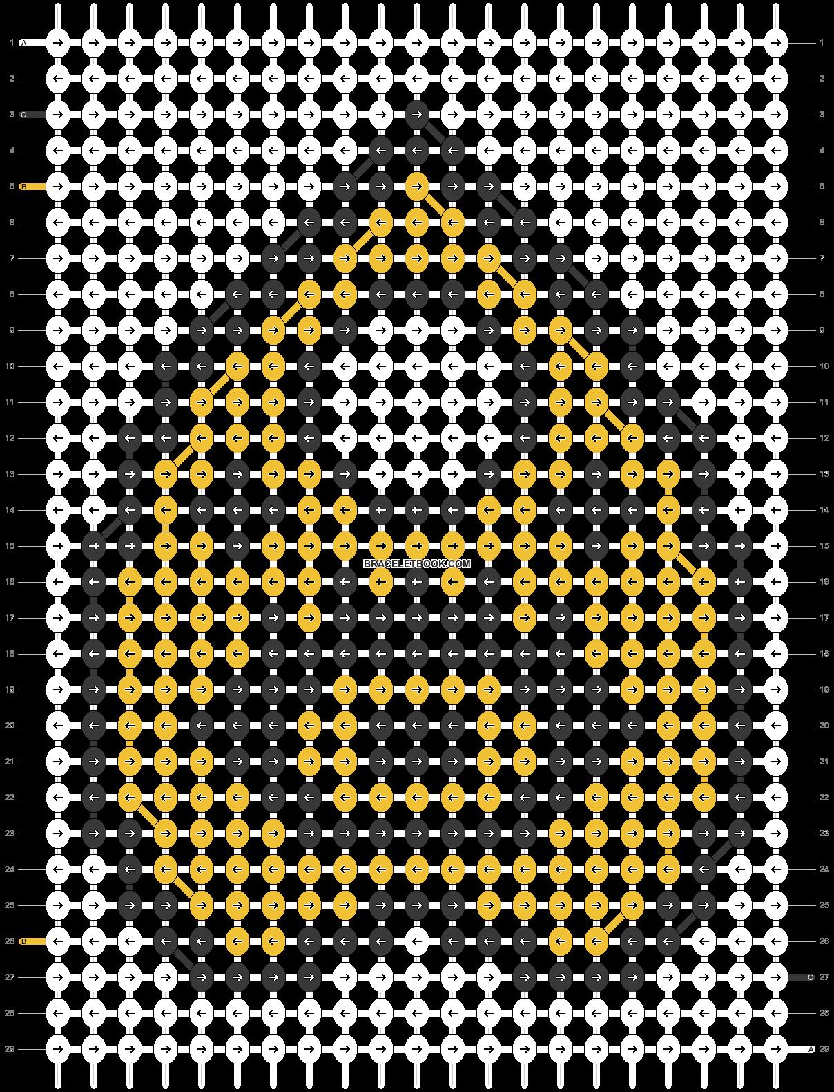 Alpha pattern #103549 pattern