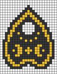 Alpha pattern #103550
