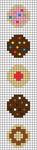 Alpha pattern #103570