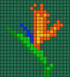 Alpha pattern #103584