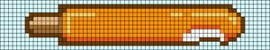 Alpha pattern #103599