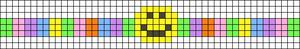Alpha pattern #103609
