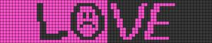 Alpha pattern #103618