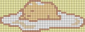 Alpha pattern #103623