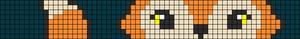 Alpha pattern #103625