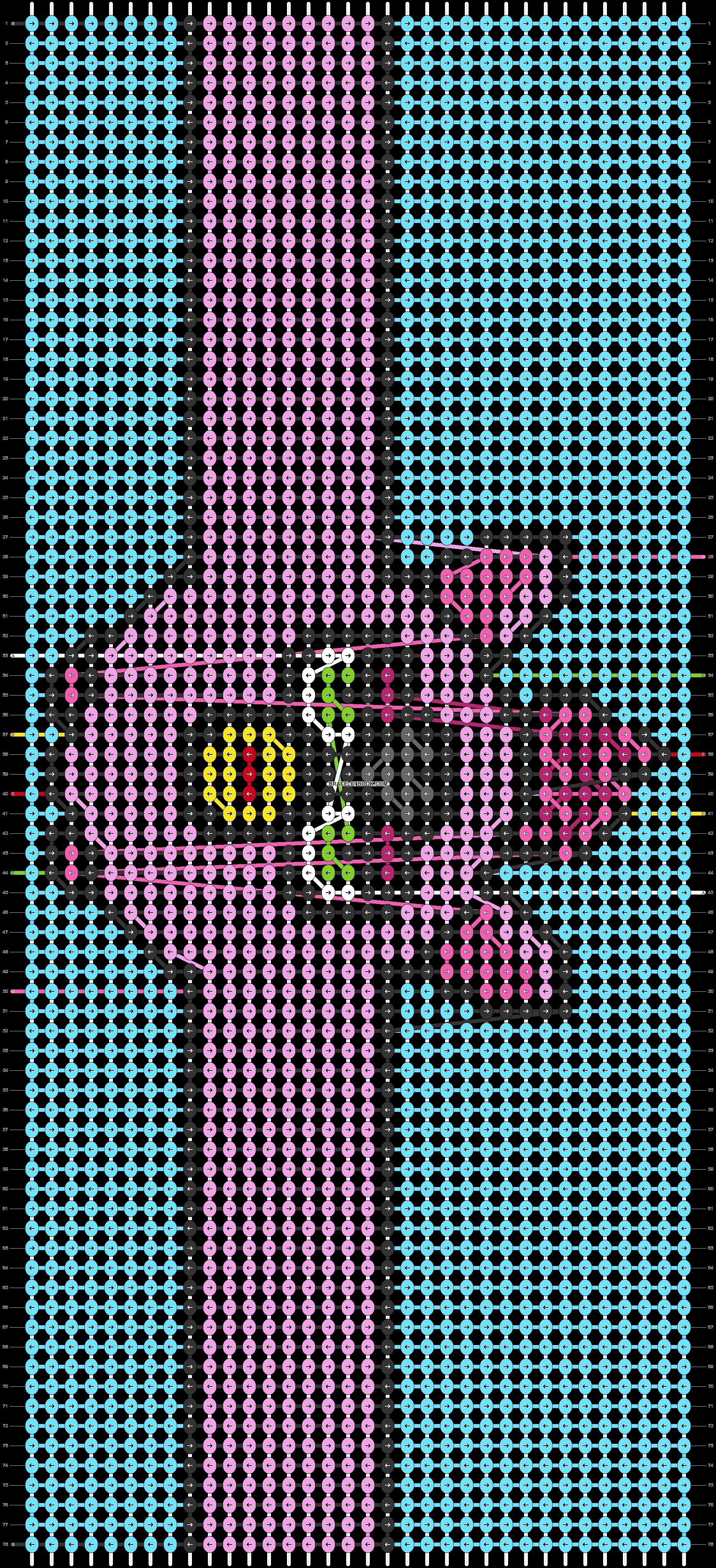 Alpha pattern #103634 pattern