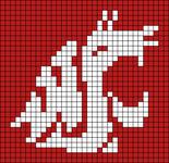 Alpha pattern #103635