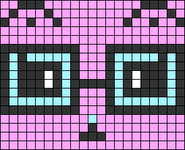 Alpha pattern #103637