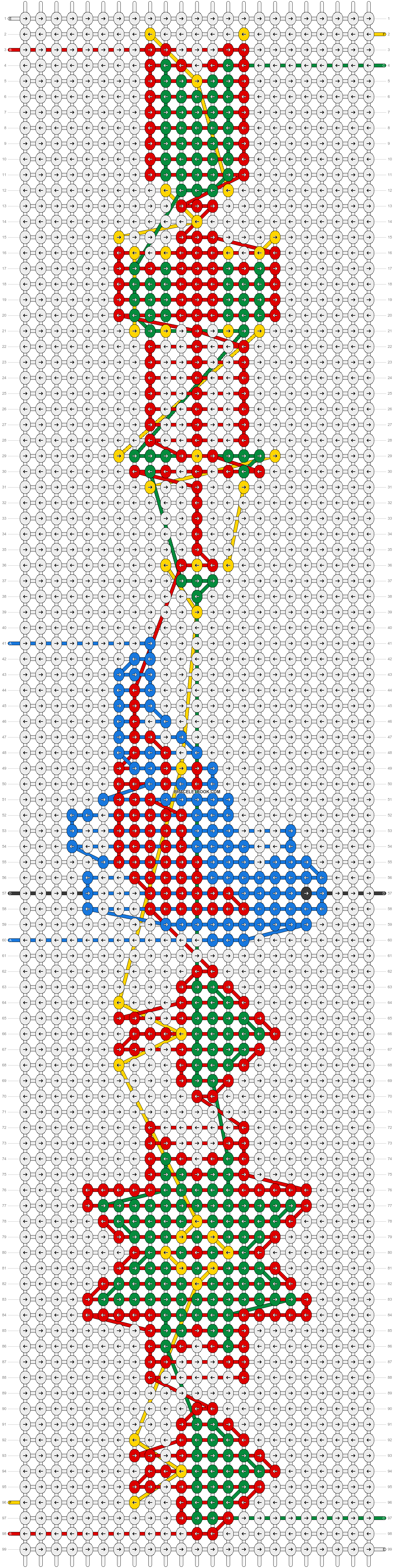 Alpha pattern #103652 pattern
