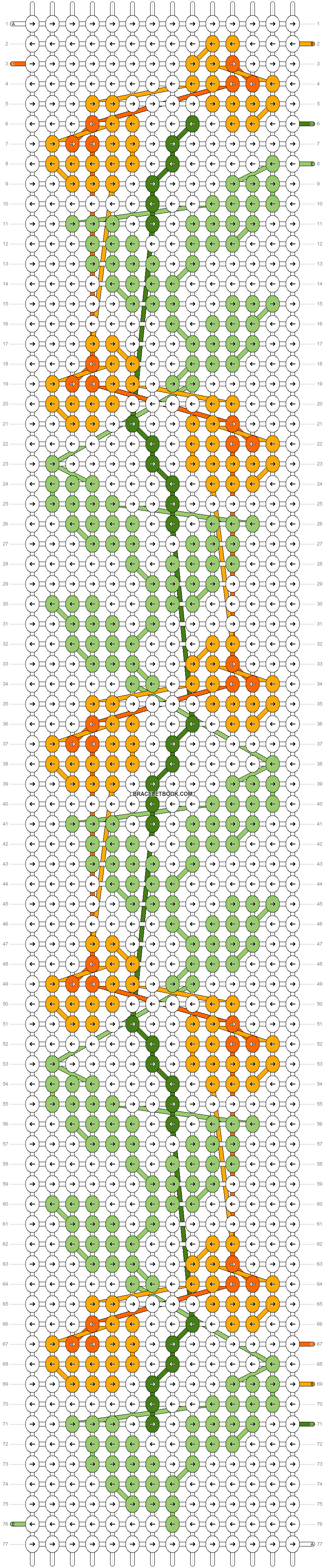 Alpha pattern #103720 pattern