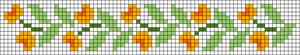 Alpha pattern #103720