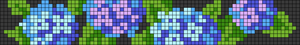 Alpha pattern #103722