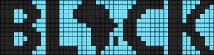 Alpha pattern #103725