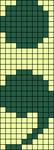 Alpha pattern #103771