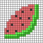 Alpha pattern #103773