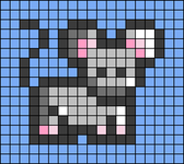 Alpha pattern #103793