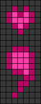 Alpha pattern #103817