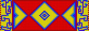 Alpha pattern #103839