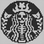 Alpha pattern #103863