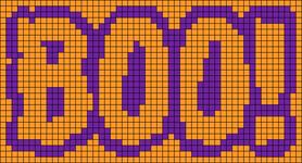 Alpha pattern #103865